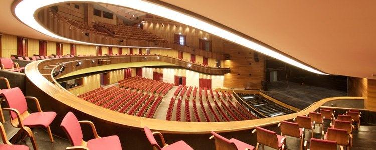 Localizaci n for Teatro de la laboral
